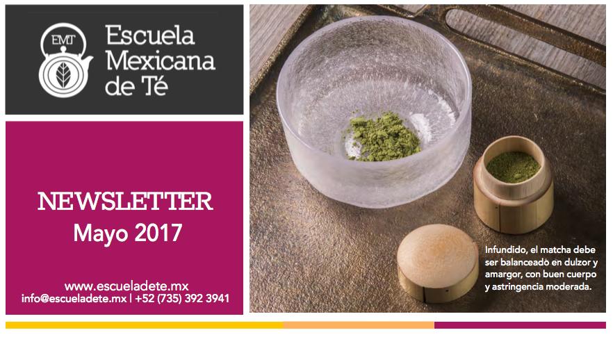 Escuela Mexicana de Té | Mayo