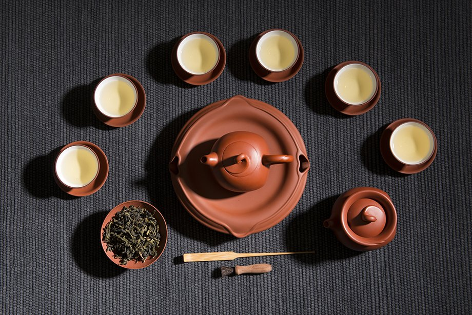 Los rituales del té… Japón, China y Taiwán