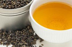 Conoce el encanto del té verde Gunpowder